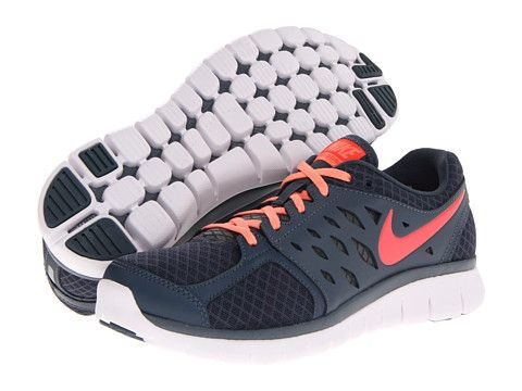 ba17f71f8154 New running shoes! Nike Flex 2013 Run Dark Armory Blue Armory Slate Atomic  Pink Atomic Red - Zappos.com Free Shipping BOTH Ways