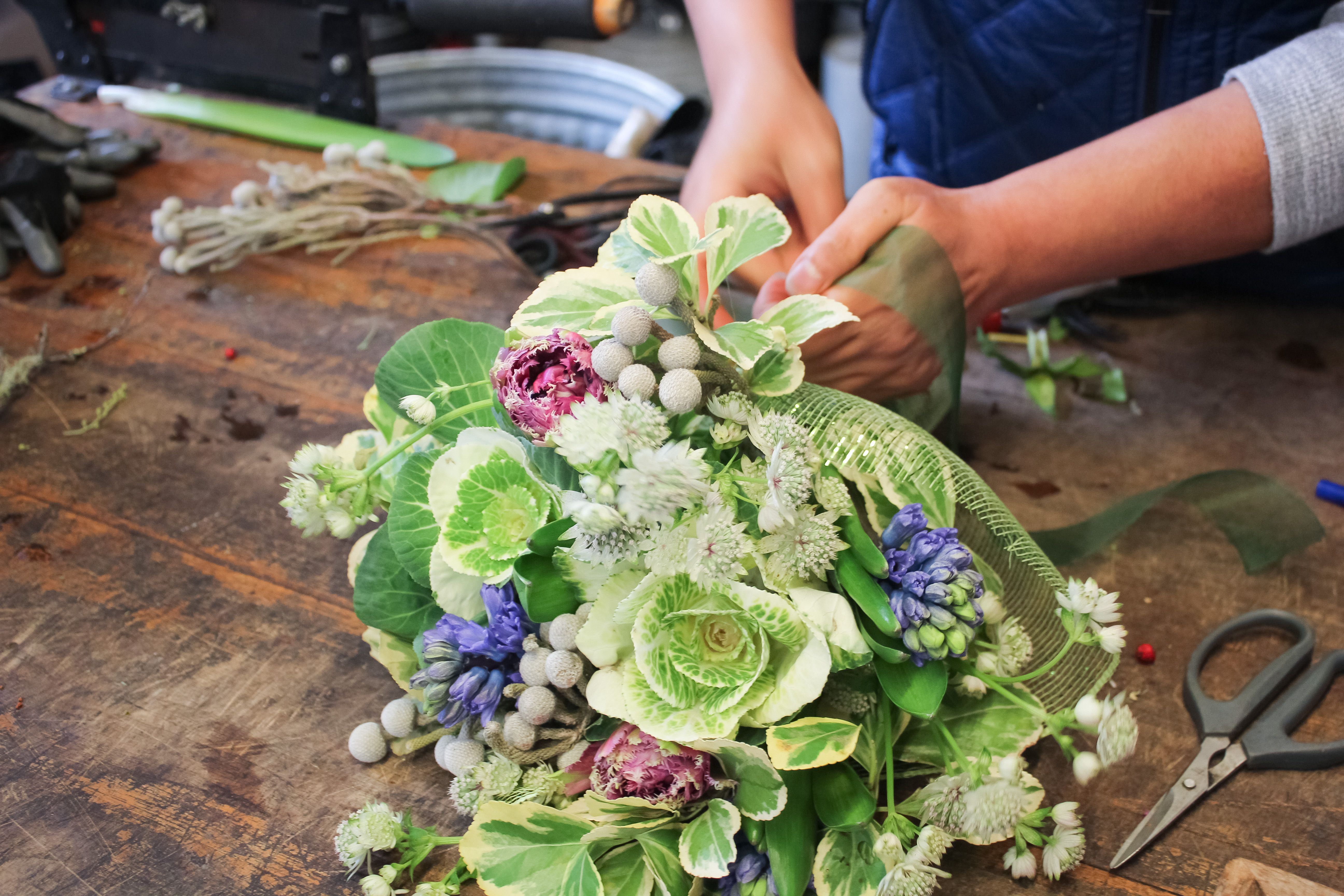 Florist Friday A Chat With Mina Bolouri Of Arjan Flowers Herbs
