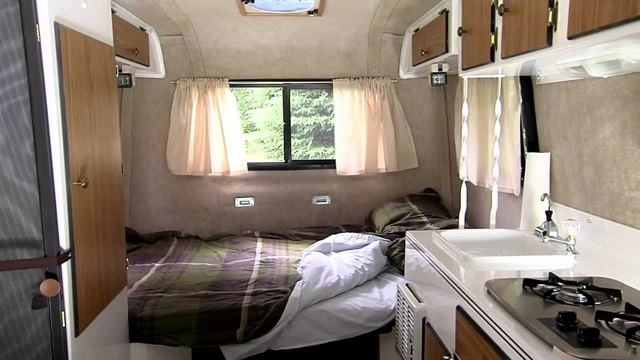 Lightweight Small Travel Trailers Video How Its Made