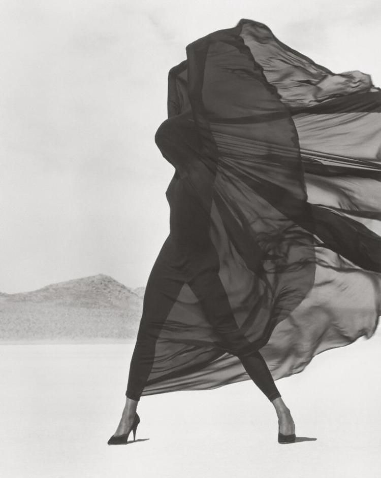 Herb Ritts - Photographs now being exhibited at the Getty Museum in LA.  This was one of my favorites.