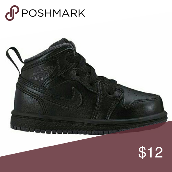 sneakers for cheap a72dc fcacb ... toddler boy jordans nike air jordan 1 mid shoe. nike shoes sneakers