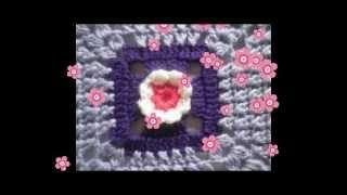 Vale Marsans - CROCHET y mas - YouTube
