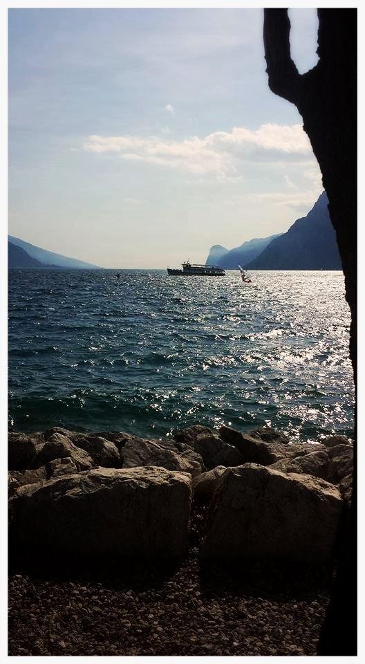 https://flic.kr/p/G1D5m3 | Torbole   -  Lago di Garda   - Italia