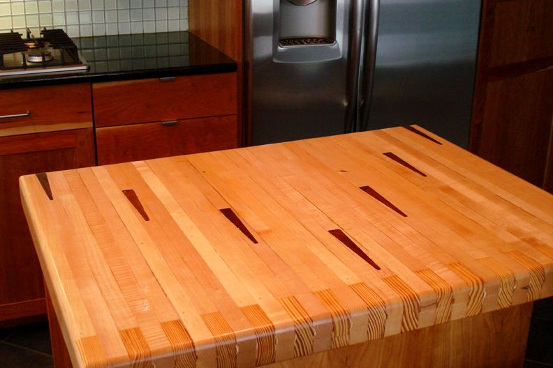 Bowling Alley Countertops With Images Countertops Wooden