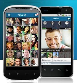 Skout app review android
