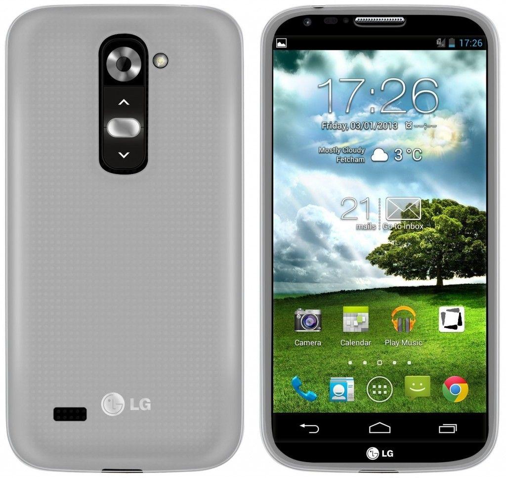 LG Smartphone Verwendung
