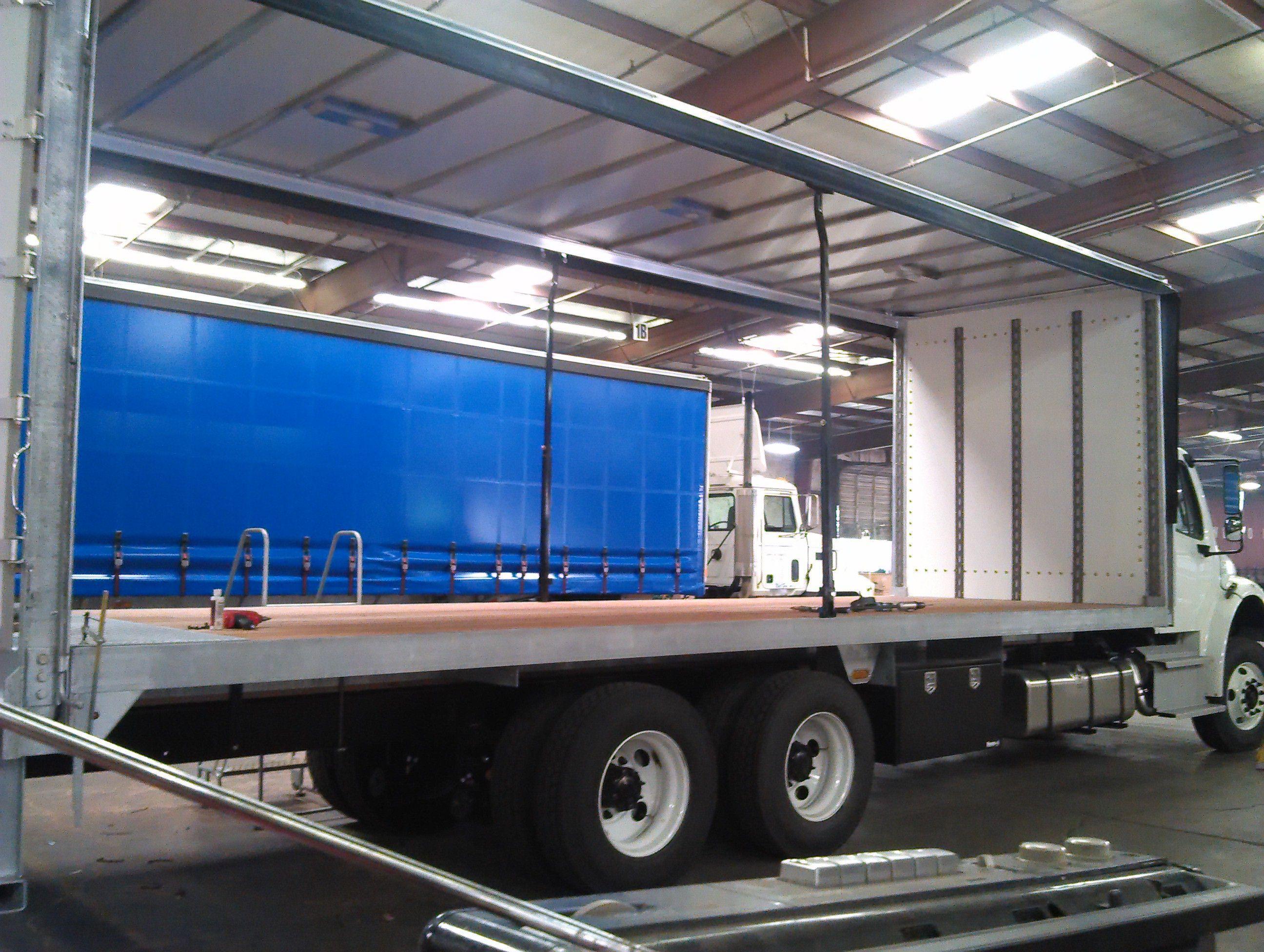 Curtain Side Posts Vehicles Trailer Trucks