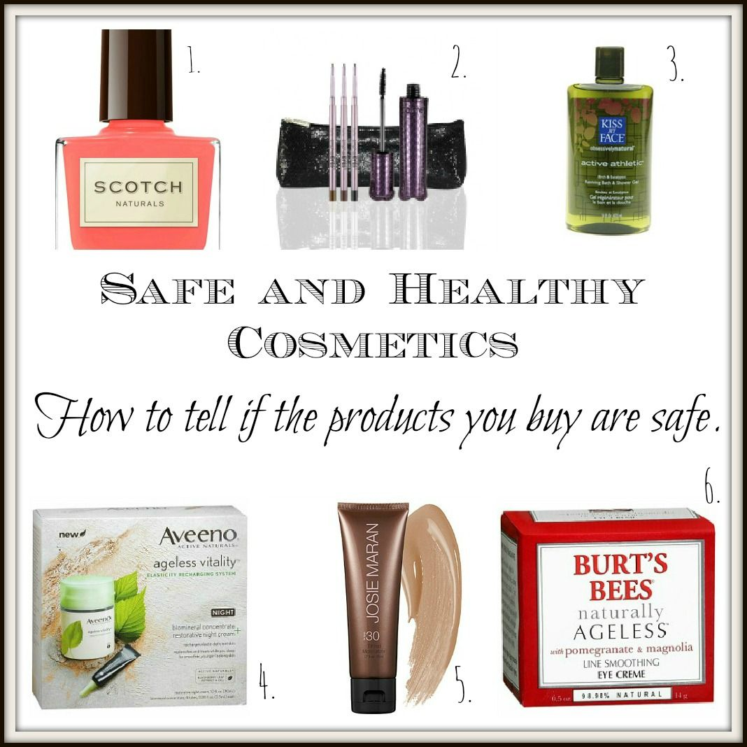 A Blessed and Blissful Life: Is Your Makeup Toxic?
