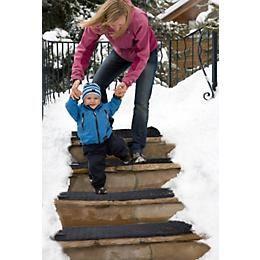 Best Heated Outdoor Safety Tread Garden Com Stair Mats 640 x 480