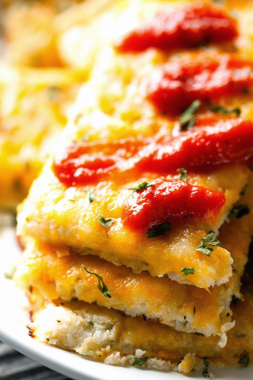 GeCook: Cauliflower Breadsticks !
