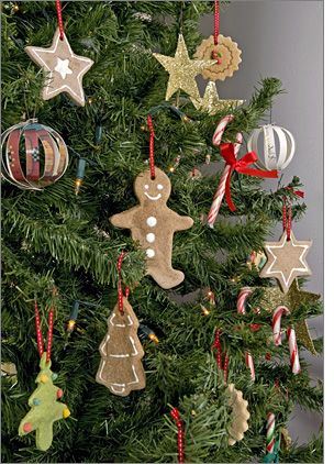 christmas tree decorations by tara dennis cinnamon salt dough ornaments recipe1 cup salt 1 cup warm tap water 1 cups flour 50gm ground cinnamon 1 tsp