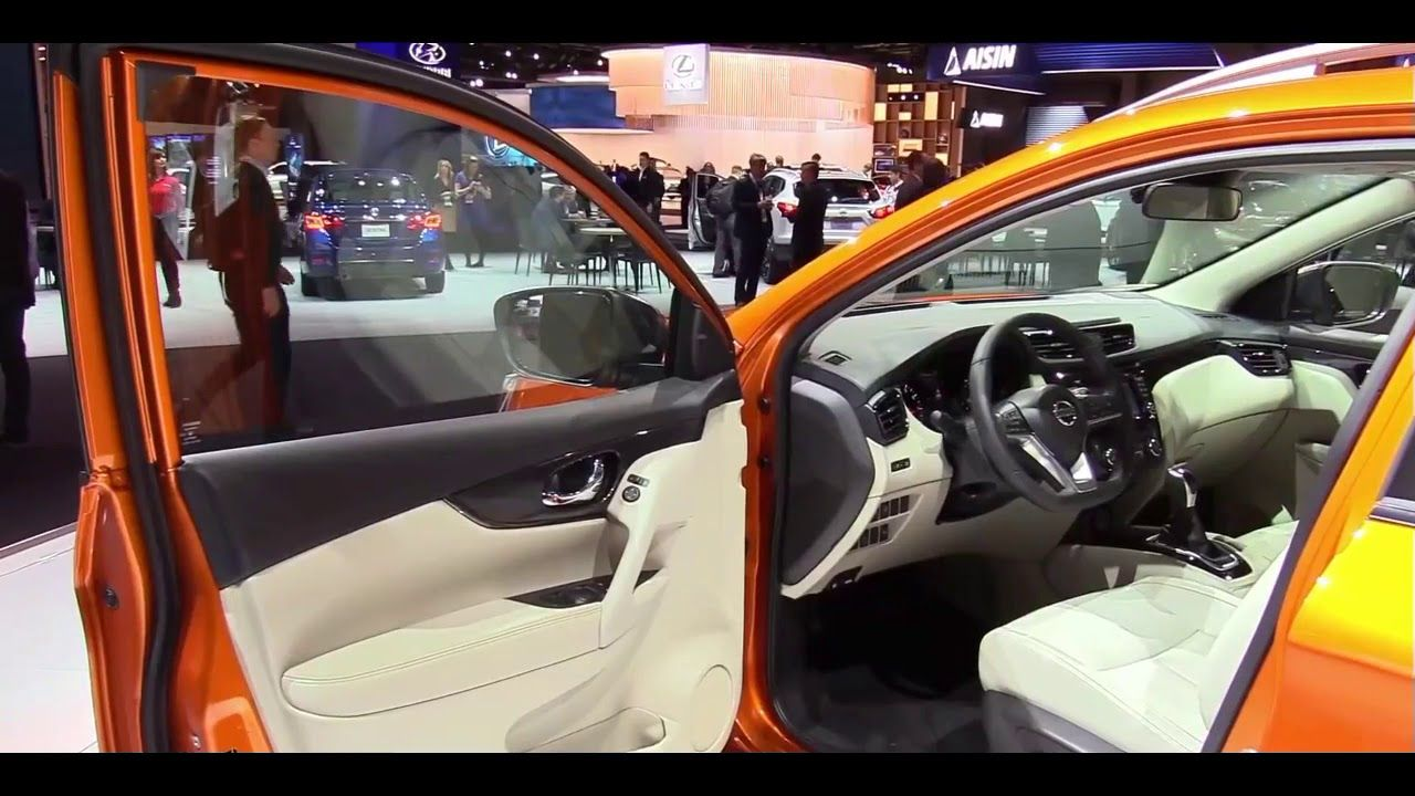 2017 Nissan Rogue Sport Exterior and Interior Look