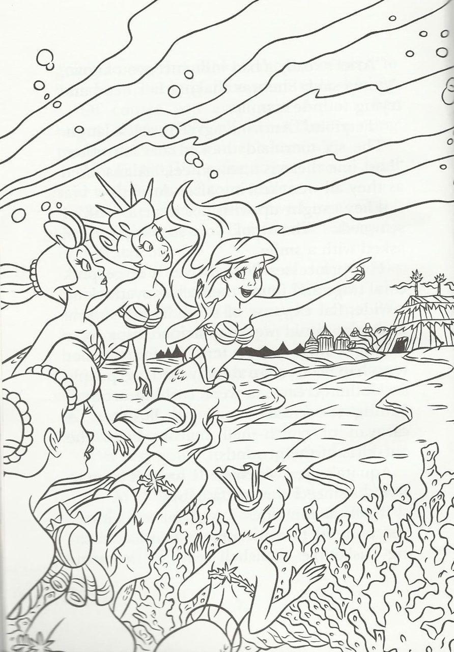 The Little Mermaid Photo En 2020 Dibujo Tiernos Dibujos Para Pintar Dibujos