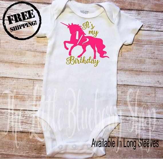 05b1d169c Unicorn Half Birthday Outfit FREE SHIPPING 1/2 Bday 1/2 | Unicorn ...