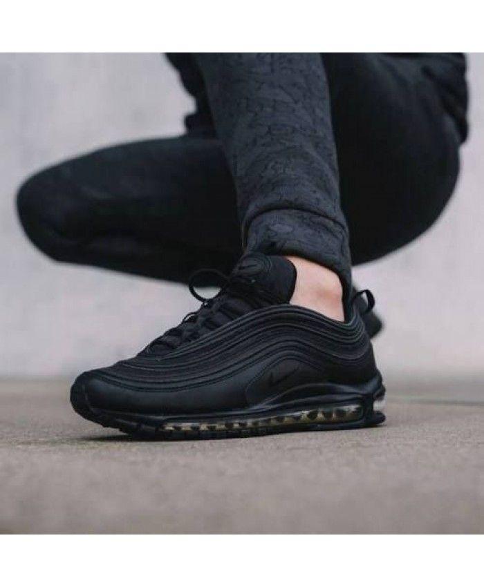 Nike Air Max 97 Premium Triple Black
