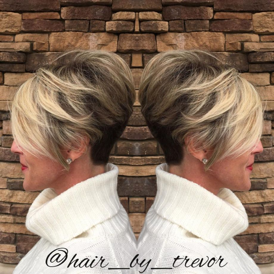 classy and simple short hairstyles for women over short bob