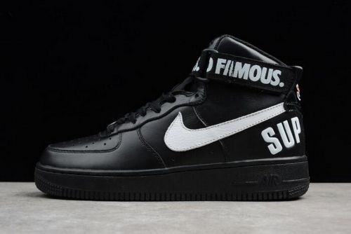official photos 88f83 e761a Purchase Supreme x Nike Air Force 1 High Black 698696-010 Mens and Womens  Size For Sale - ishoesdesign