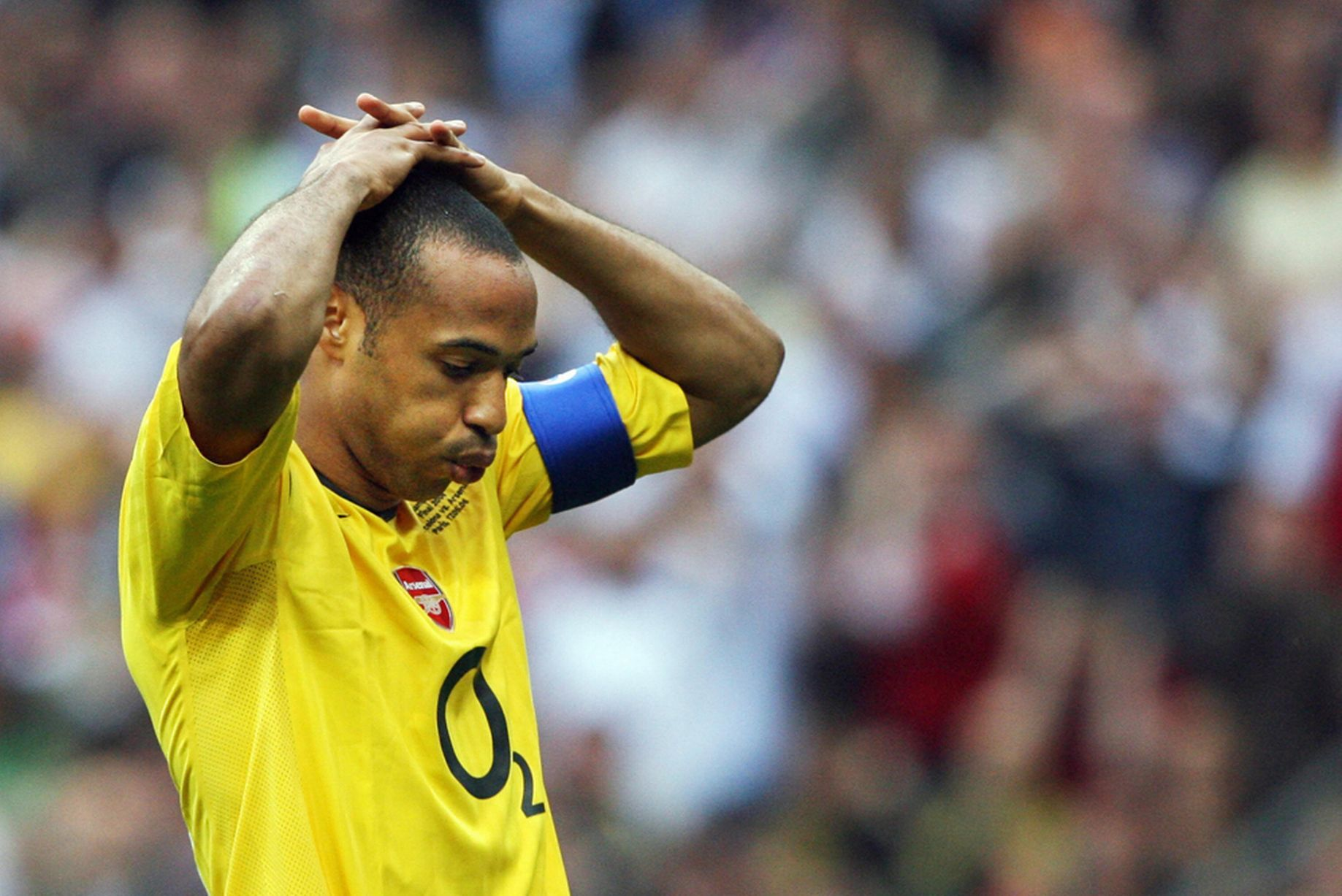 Chelsea boss Jose Mourinho thanks retiring Arsenal legend Thierry Henry for everything - bar this goal - Mirror Online