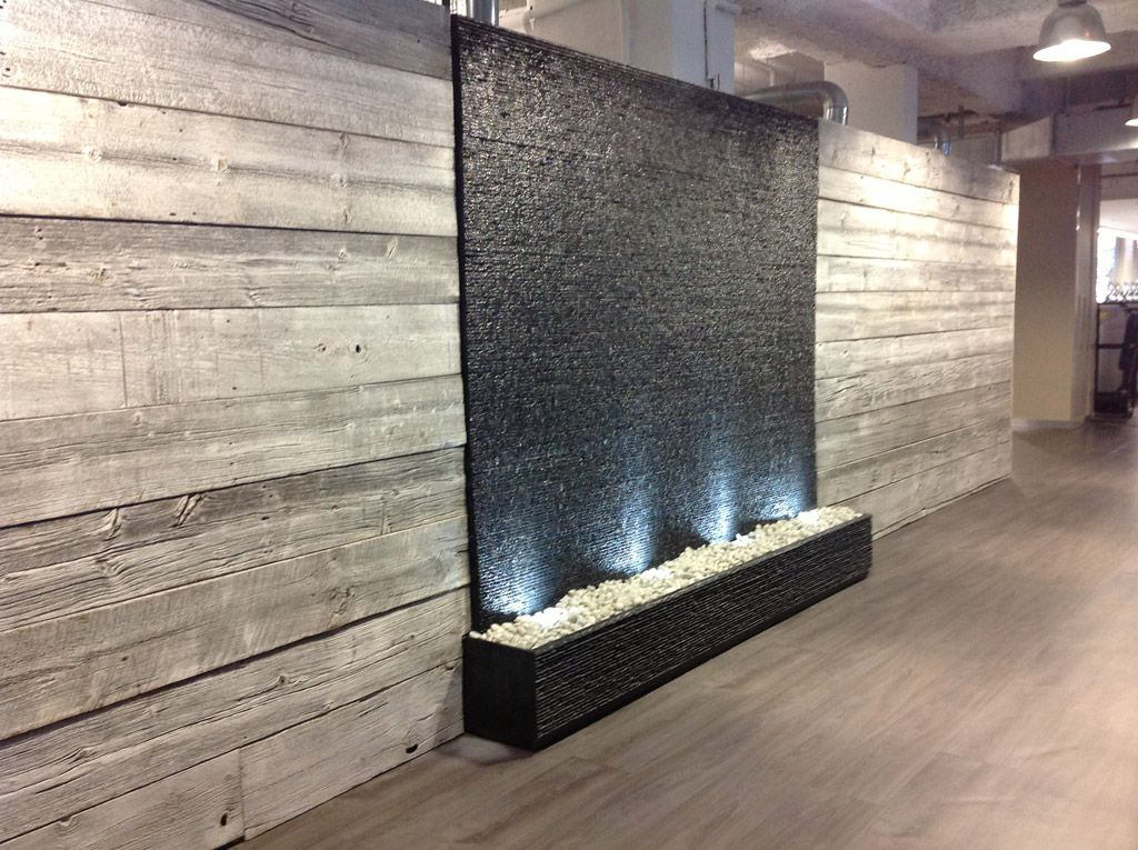 waterfall water walls water feature wall
