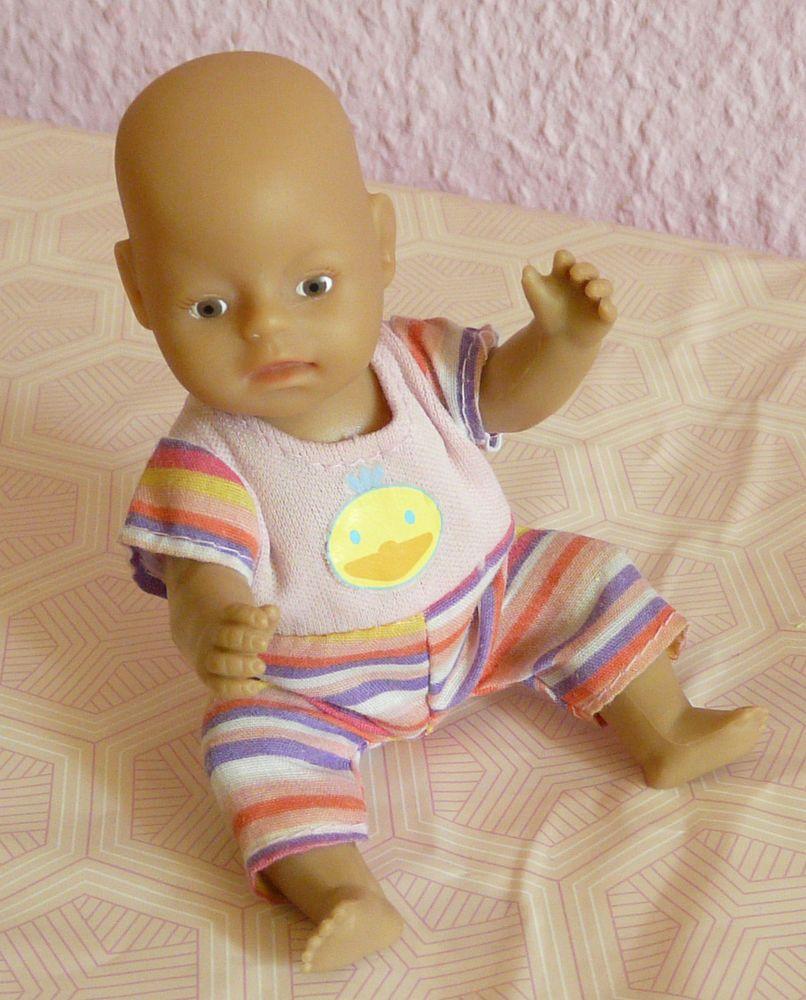 Sonstige Mode-, Spielpuppen & Zubehör Zapf Creation Puppe Ca 10cm