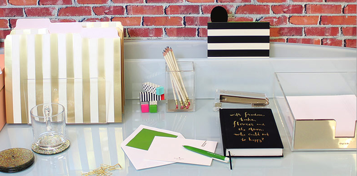 Etonnant Kate Spade Desk Decor