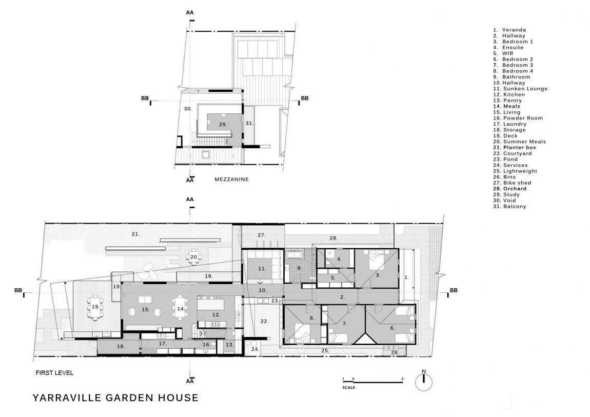 Yarraville Garden House by Guild Architects (9)  Architect