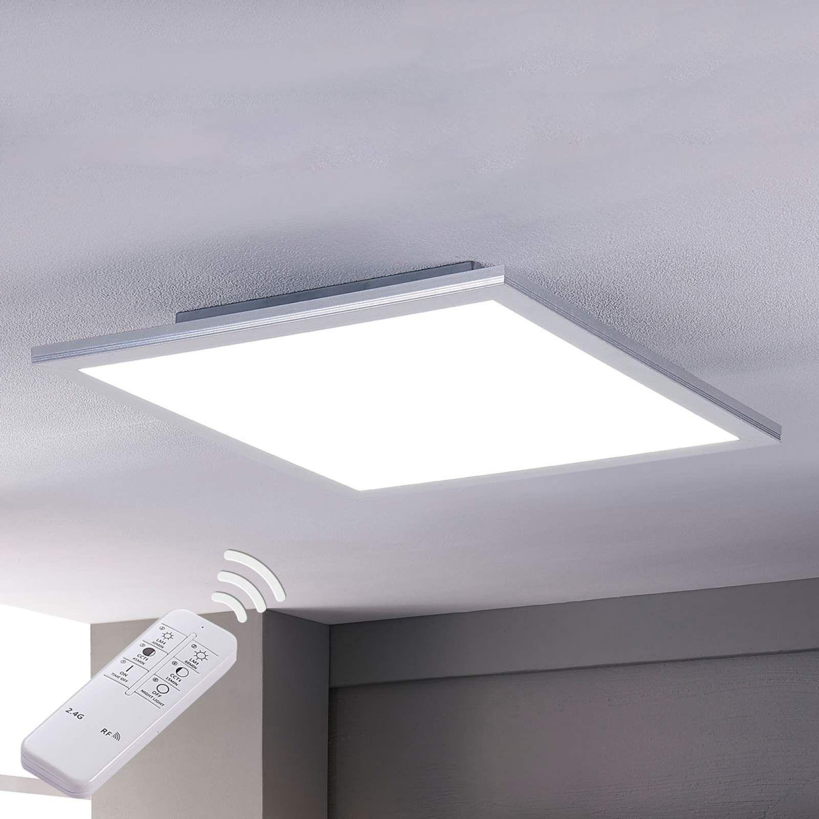 Lindby Livel Led Panel Cct 62 Cm X 62 Cm In 2020 Kuchenlampe Led Led Deckenlampen Und Deckenlampe Dimmbar