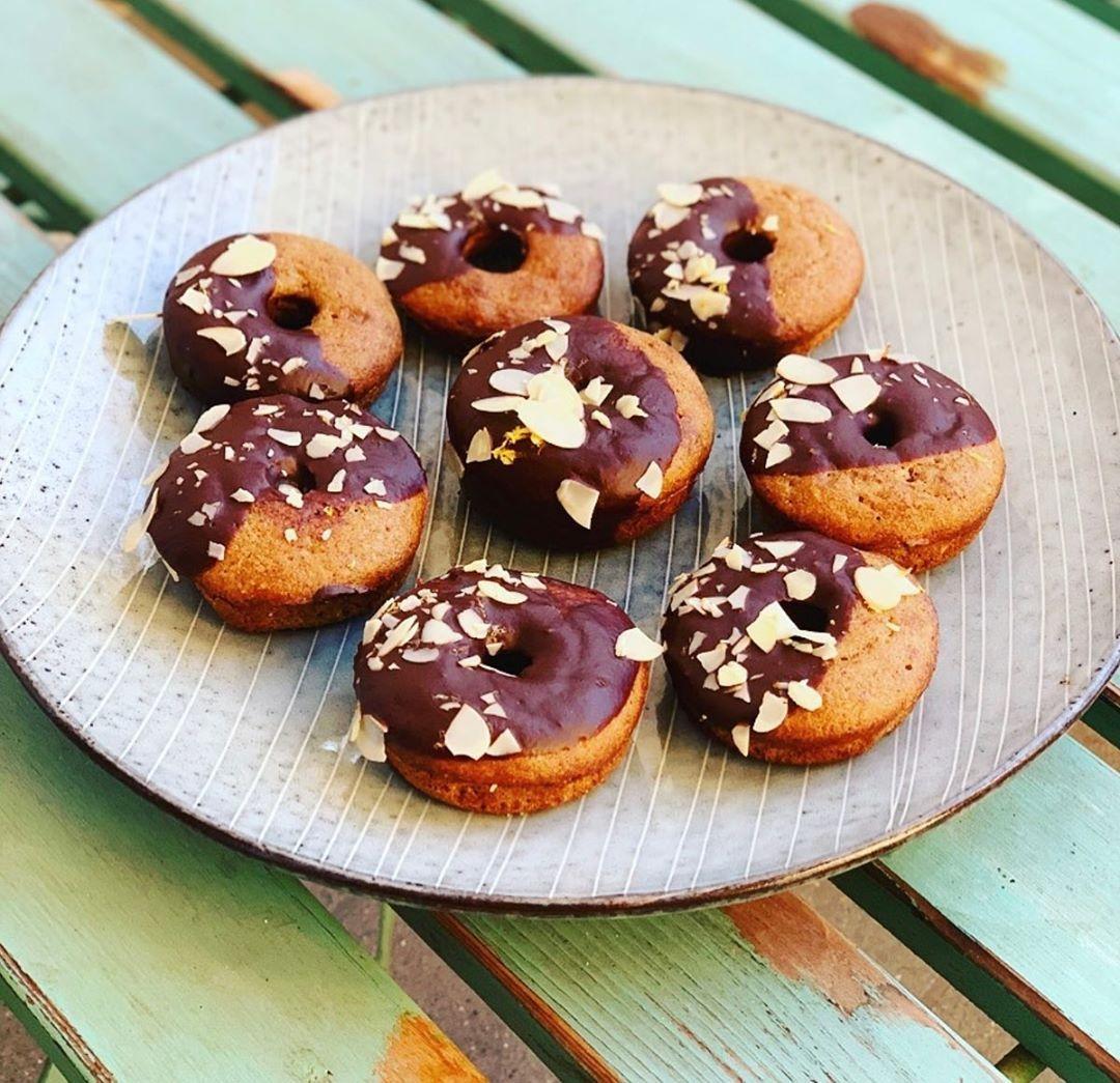 Sweet Keto-Donuts…