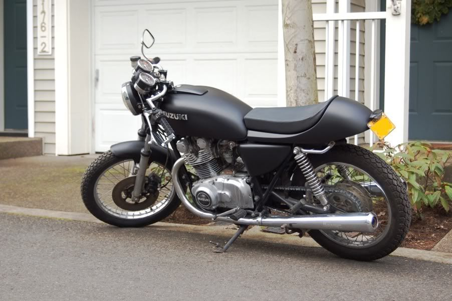 1978 suzuki gs750 cafe racer - google search | projects to try