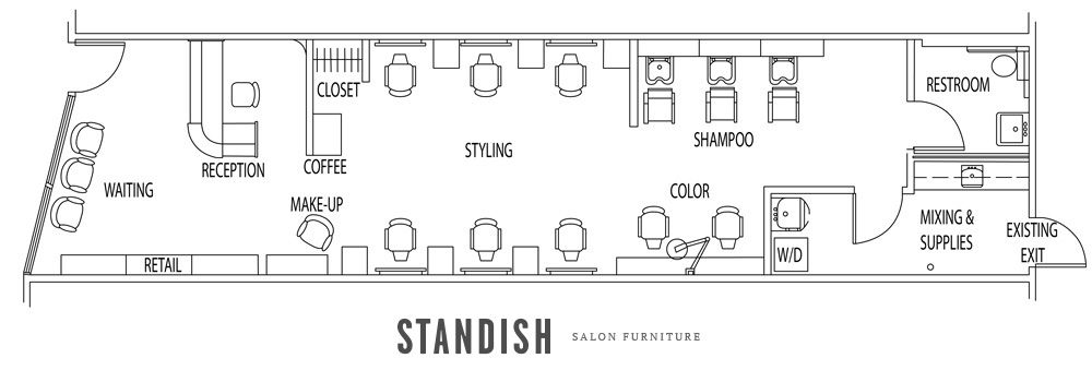 Are you opening a new salon or giving your salon design a refresh ...
