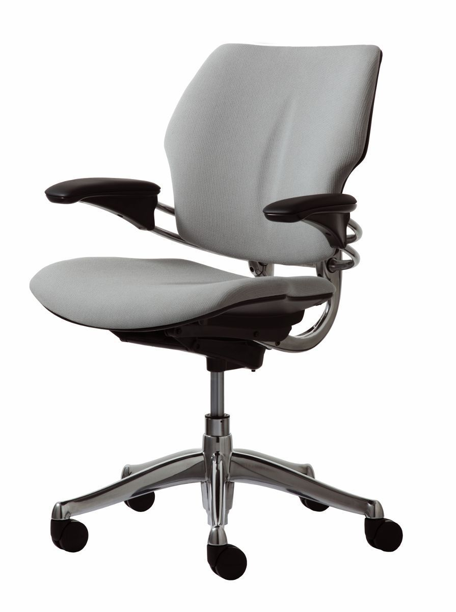 Feeling Like Boss With Human Scale Freedom Chair