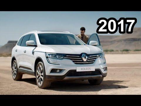 2017 renault koleos overview youtube pinterest rh pinterest co uk Renault Koleos 2018 2017 Renault Koleos Interior