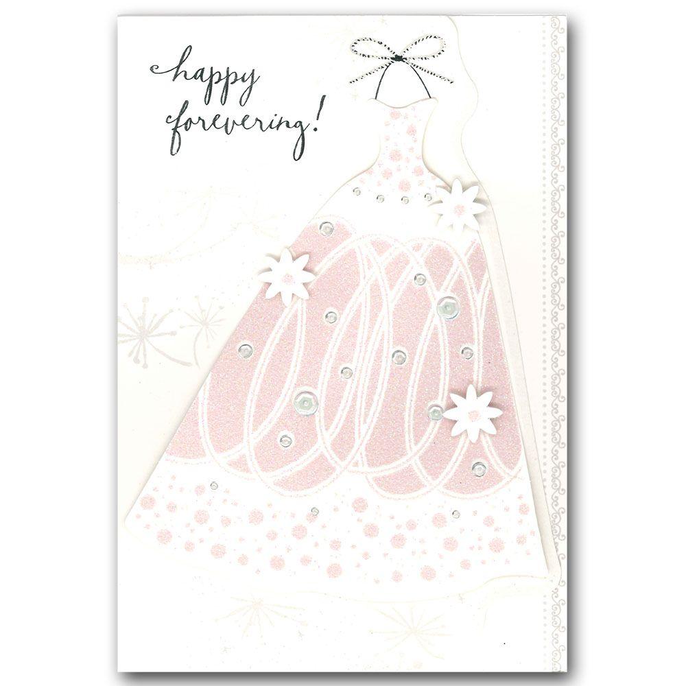 Happy Forevering Wedding Card | Wedding and Weddings