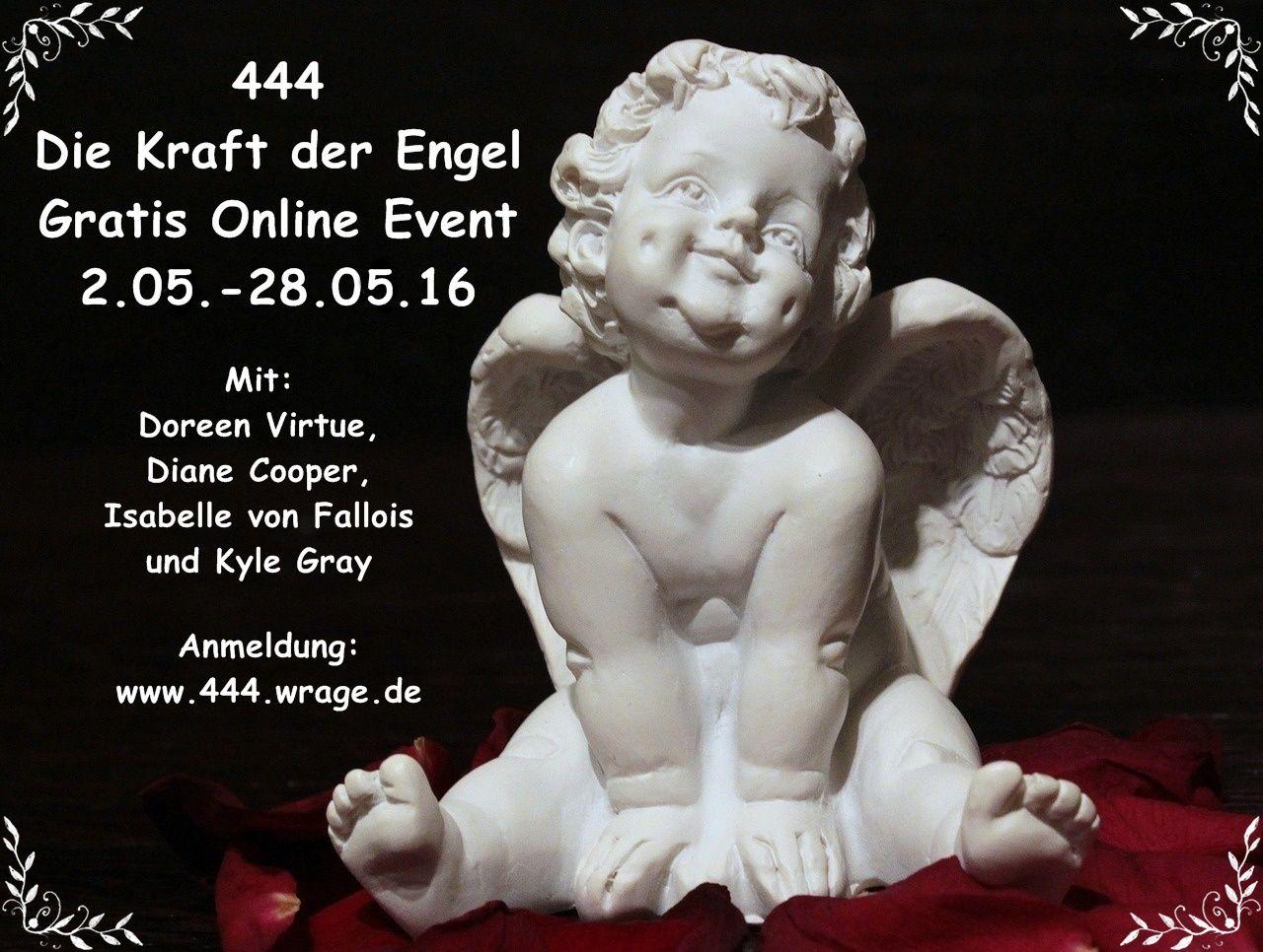 444 Die Kraft Der Engel Der Kostenlose Engel Monat Mai Vom 0205