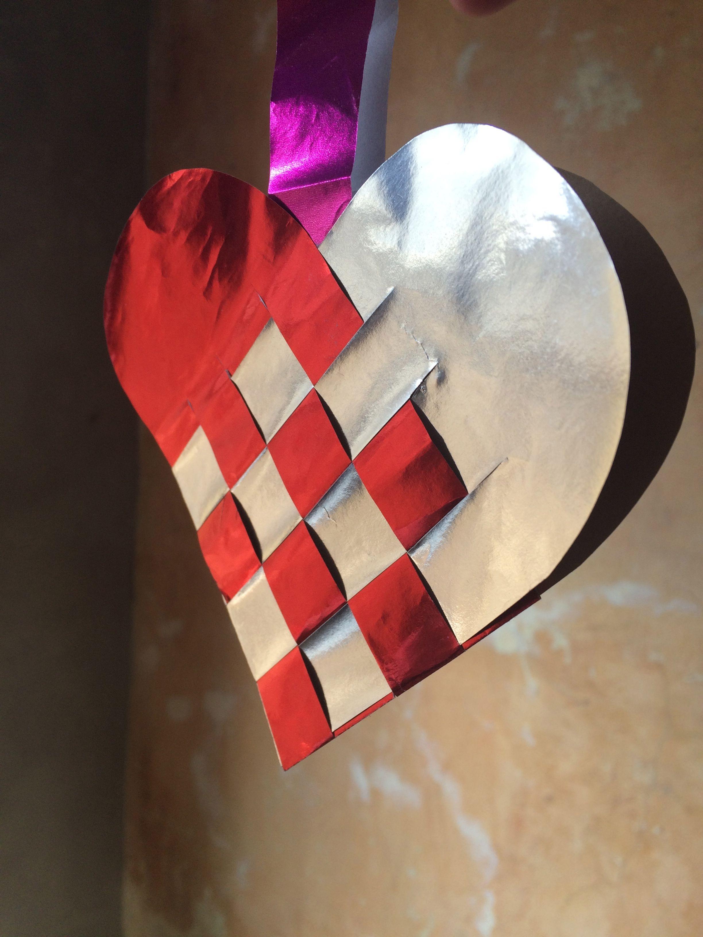 Norwegian Christmas Hearts <3
