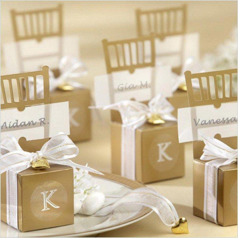 Wedding Reception Gift Ideas Wedding Decor Ideas