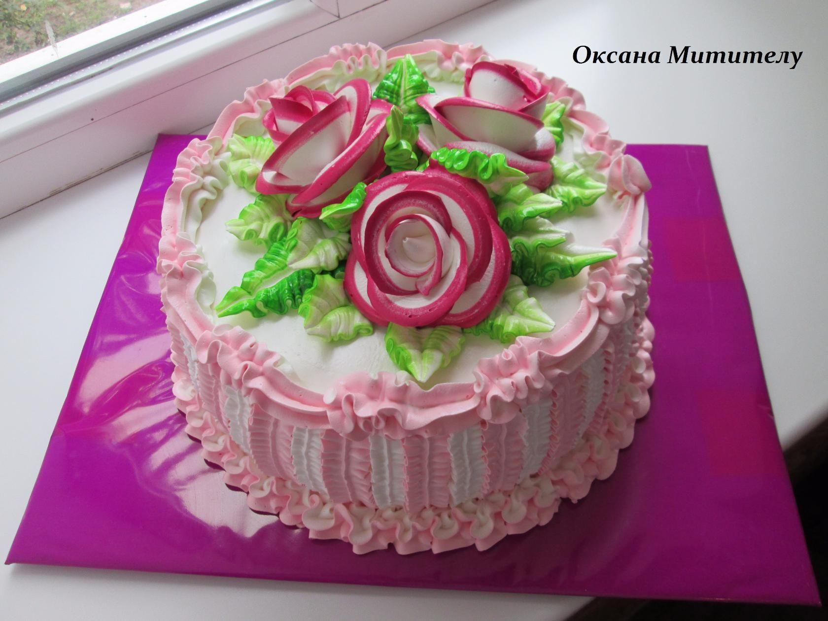 Личное фото | Десерты, Красивые торты, Идеи для блюд