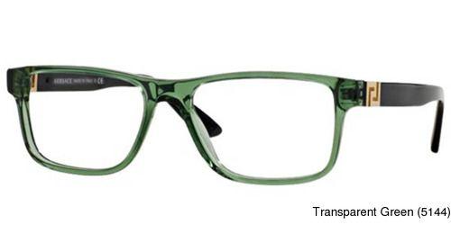 Versace VE3211 Eyeglasses Frames Prescription Lenses Fit ...