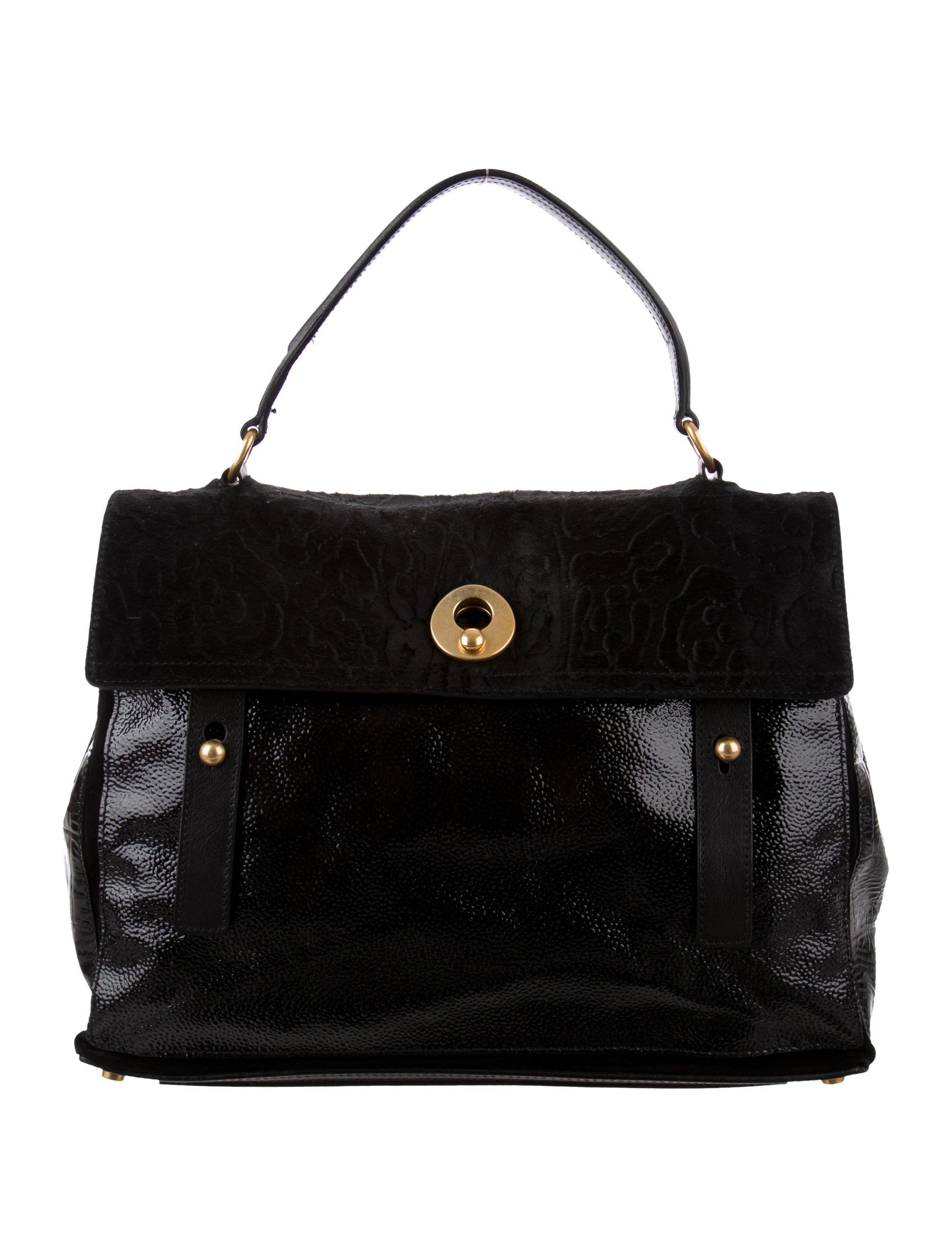 Yves Saint Laurent Medium Muse Two Bag - Handbags - YVE79461  74d2f69e77394
