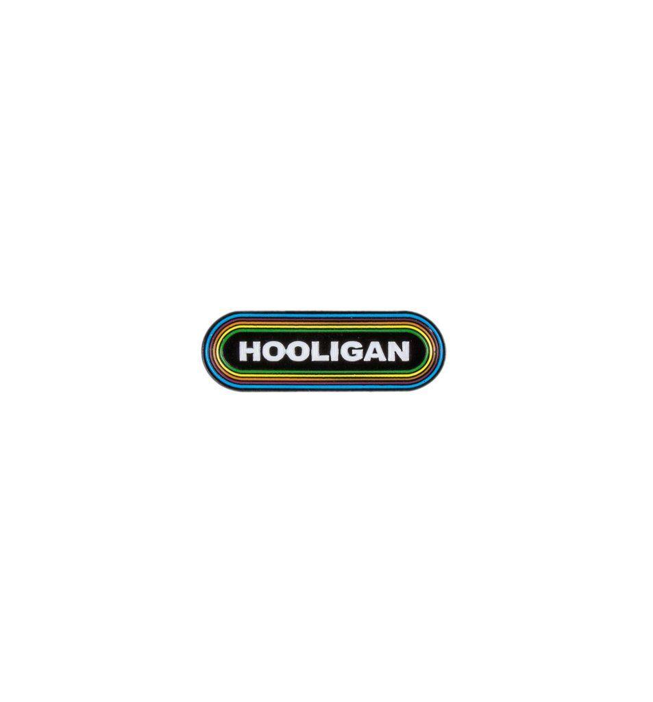 INR Hooligan Enamel Pin – Iron and Resin