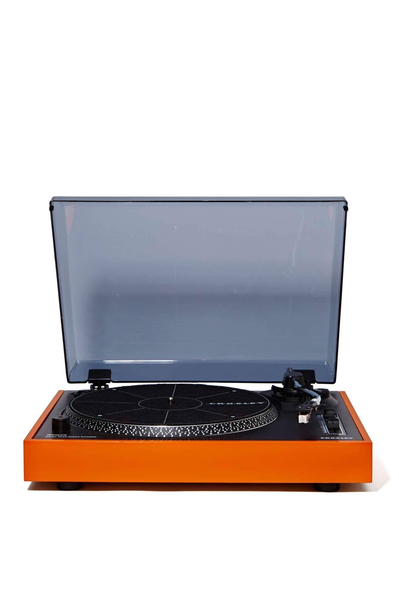 Crosley Stereo 3 Speed Turntable
