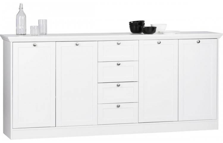 Sideboard Landwood weiß 200 x 90 in 2019 Sideboard