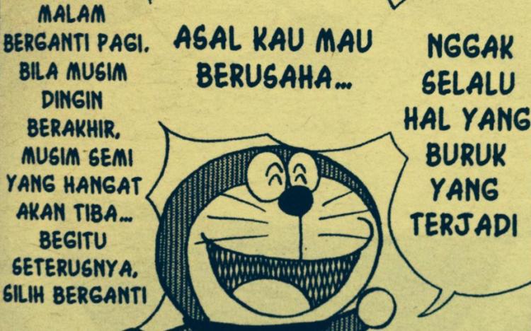 Gambar Doraemon Beserta Kata Kata Cinta (Dengan gambar)   Doraemon ...
