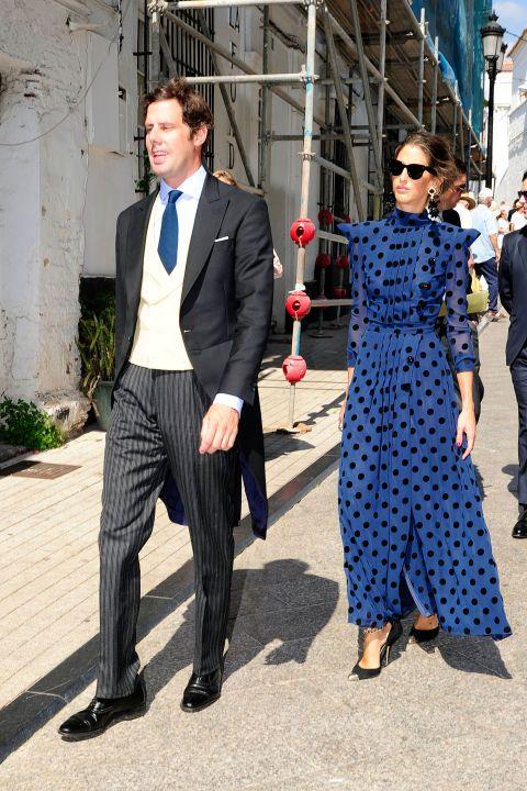 inés domecq de largo y lunares | pintastic en 2019 | fashion outfits
