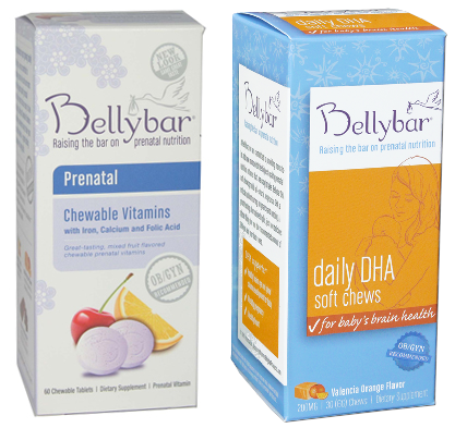 The Best Prenatal Vitamins From Bellybar They Are