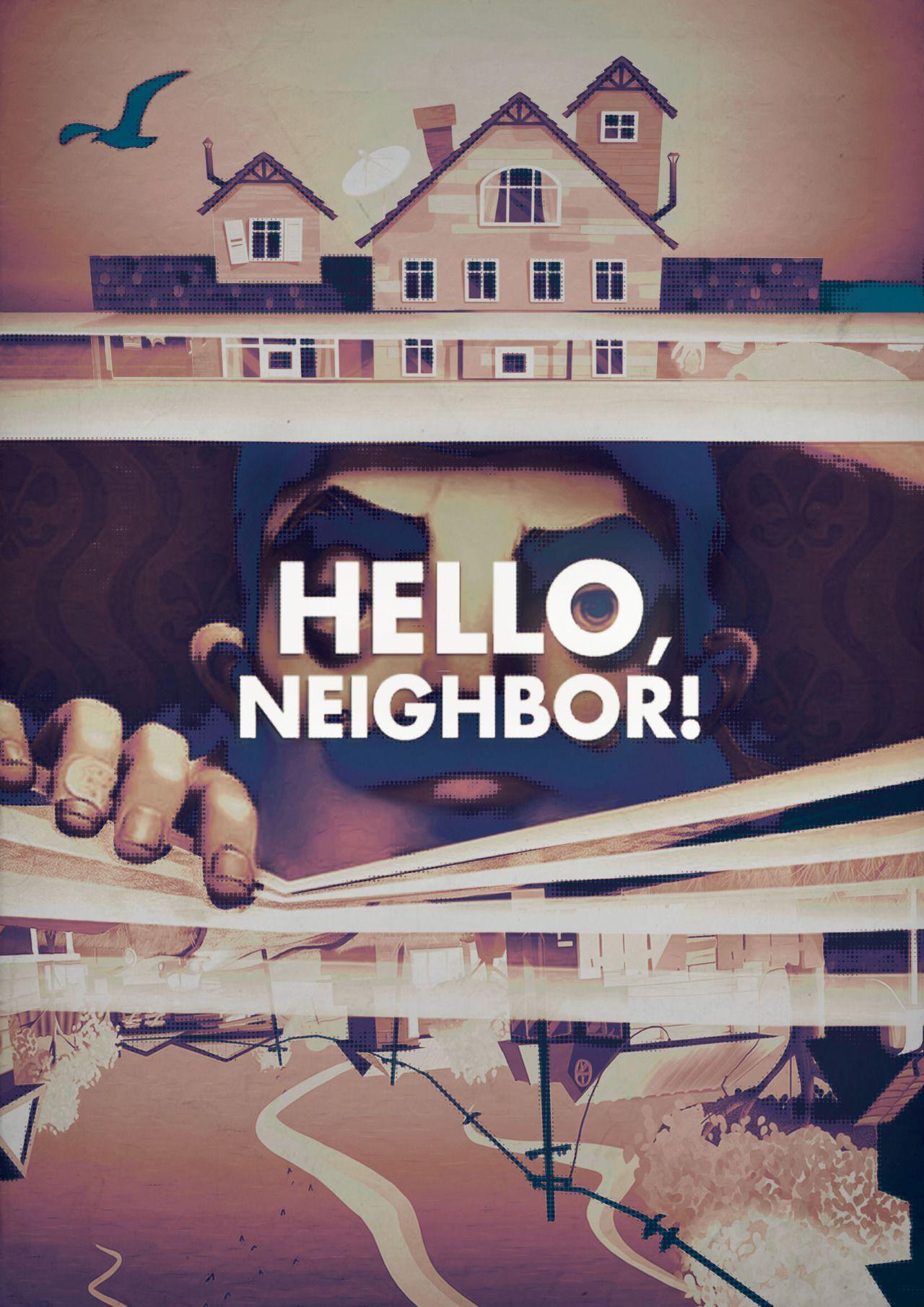hello neighbour helloneighbor neighbor game steam