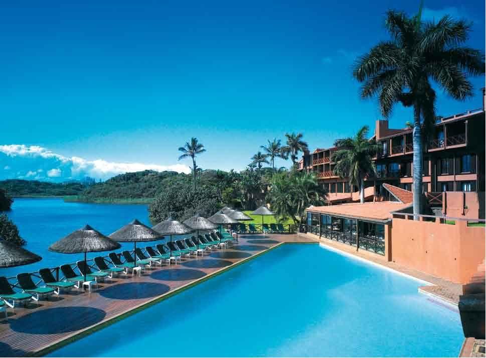 The Beautiful Mondazur Hotel Spa In San Lameer Kwazulu Natal South Africa