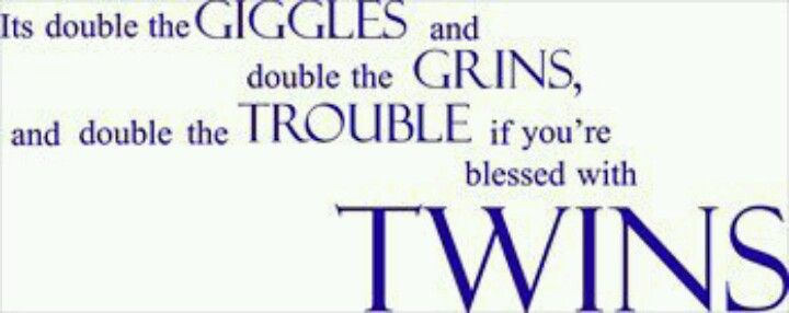 Double The Trouble Quotes: Double Trouble