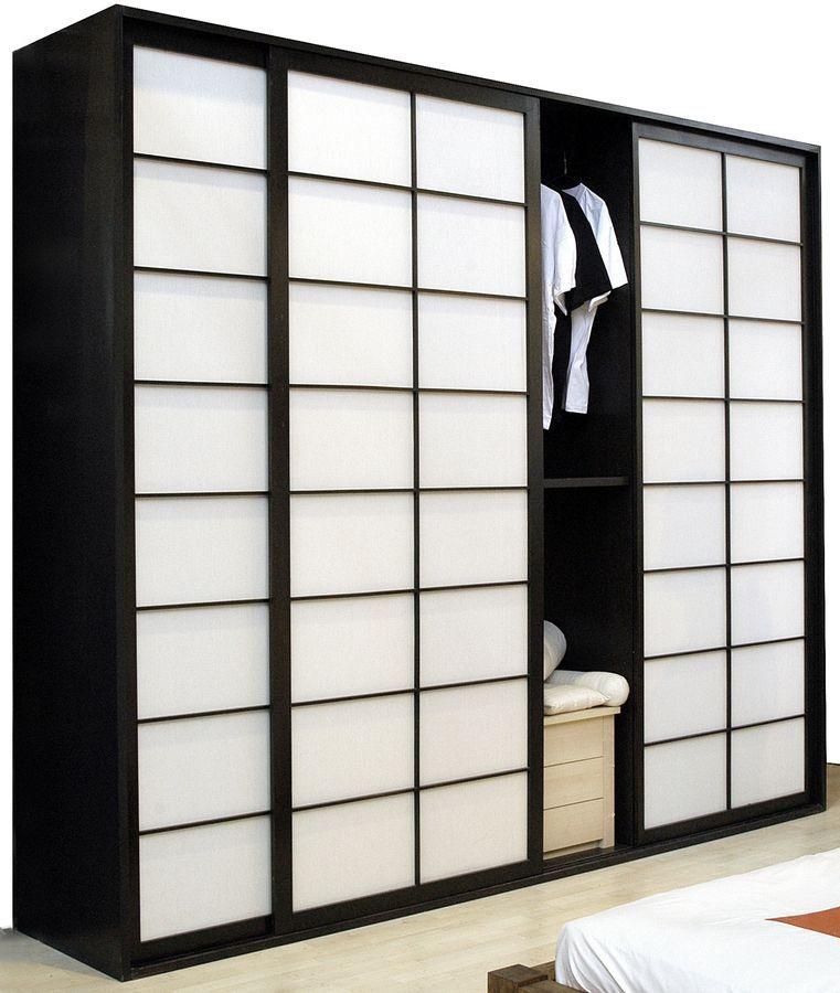 Contemporary Sliding Door Wardrobe Barndoorhardware Com Modern Hardware Specialt Japanese Style Bedroom Japanese Style Sliding Door Japanese Home Decor