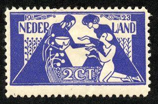 Big Blue 1840-1940: Netherlands Semipostals